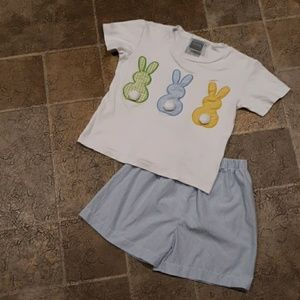 Honesty boy's size 5 Easter outfit